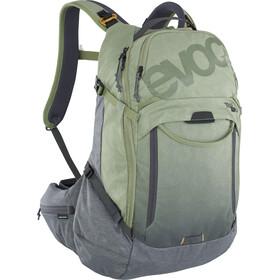 EVOC Trail Pro 26 Protector Backpack, Oliva